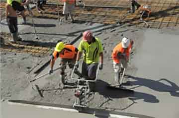 Cut Concrete Finishing Costs - Go-Early Technology™ Only Needs A Lay-Down Finish