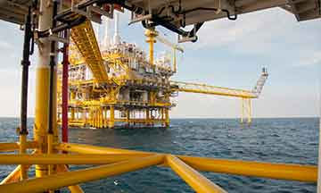 AC•Tech AB-COR™ Is Proven To Protect Oil and Gas Rigs Under Harsh Marine Conditions